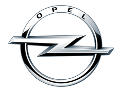 Opel Body Clips